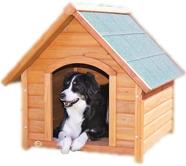 Будки, домики, вольеры для собак