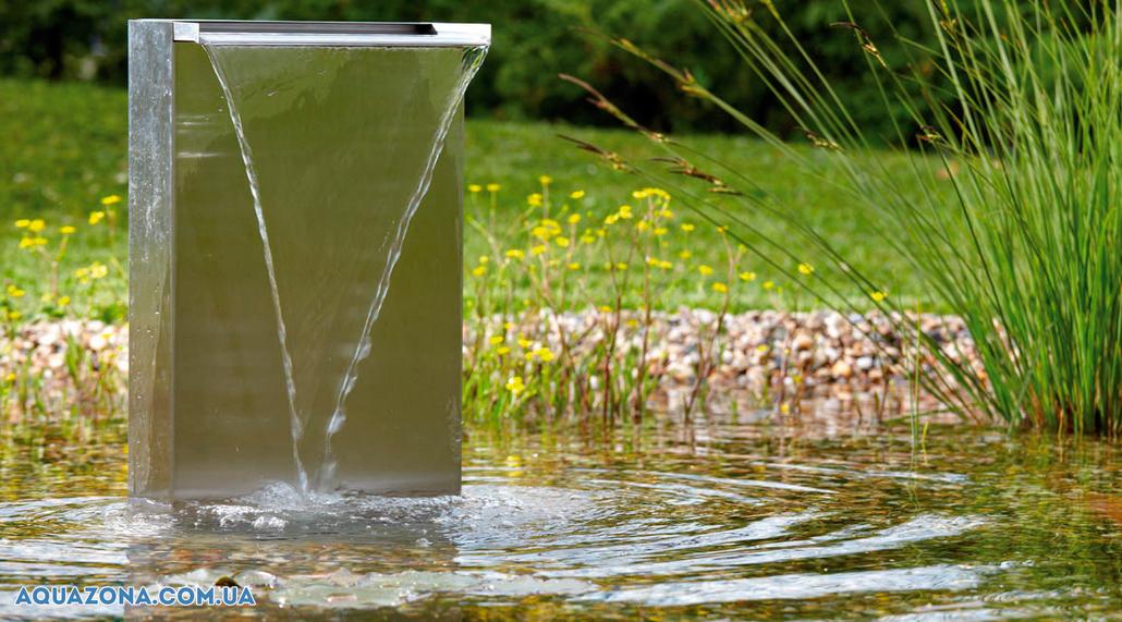 Водопада подарит приятное чувство