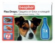 Beaphar Flea Drops Капли от блох и клещей для собак мелких пород