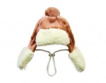 Фото 8 - Pet Fashion Шапка зимняя Ушанка S