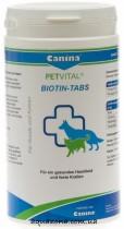 Фото 1 - Canina PETVITAL Biotin-Tabs 100гр