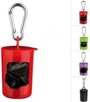 Фото 1 - Trixie контейнер для уборочных пакетов пластиковый