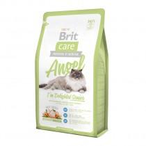Фото 1 - Brit Care Cat Angel для пожилых кошек 2 кг