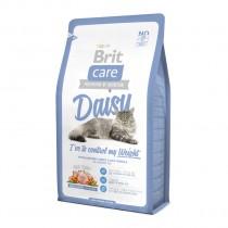 Фото 1 - Brit Care Cat Daisy для кошек с избыточным весом 2 кг