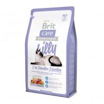 Фото 1 - Brit Care Cat Lilly  для кошек с чувствительным пищеварением 2 кг