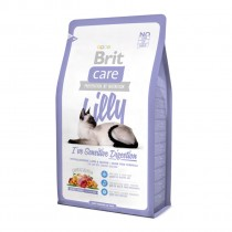 Фото 1 - Brit Care Cat Lilly  для кошек с чувствительным пищеварением 7 кг