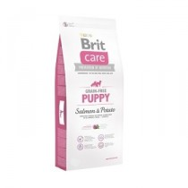 Фото 1 - Brit Care GF Puppy Salmon & Potato для щенков 3 кг