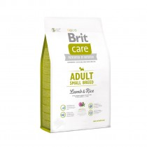Фото 1 - Brit Care Adult Small Breed Lamb & Rice 3 кг