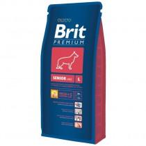 Фото 1 - Brit Premium Senior L 15 кг