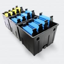 Фото 2 - SunSun проточный фильтр для пруда CBF 350C-UV