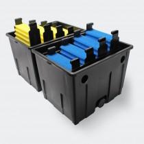 Фото 2 - SunSun проточный фильтр для пруда CBF 350B-UV