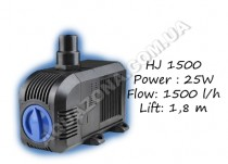 Фото 1 - SunSun фонтанный насос HJ-1500