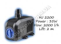 Фото 1 - SunSun фонтанный насос HJ-2200