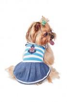 Фото 1 - Pet Fashion Платье Саманта S