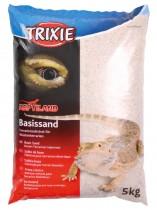 Фото 1 - Trixie песок для террариума (белый) 5кг