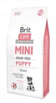 'ото 1 - Brit Care GF Mini  Puppy 7 kg Lamb (д/щенков малых пород) ¤гненок