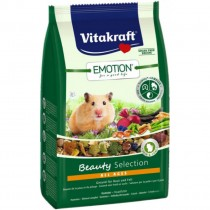 Фото 1 - Vitakraft Emotion Beauty - корм для хомяка, 600 гр