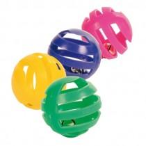 Фото 1 - Trixie Набор мячиков с колокольчиком