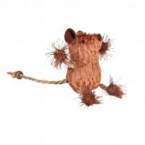 Фото 1 - Trixie Мышка с канатиками