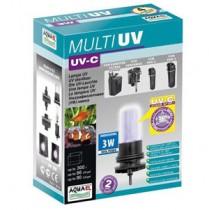 Фото 1 - Aquael Multi UV 3 W