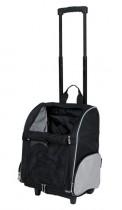 Фото 2 - Trixie cумка - рюкзак на колесах