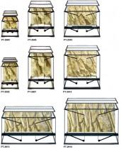 灶蝾 2 - Exo Terra Glas terrarium, 90�� 耢