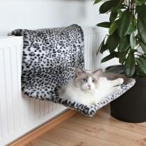 Фото 1 - Trixie лежак для кота 58 х 30 х 38 см, леопард