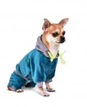 Фото 1 - Pet Fashion Комбинезон Плюш S