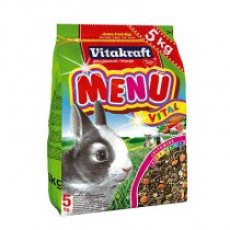 Фото 1 - Vitakraft Menu -  корм для кроликов, 5 кг