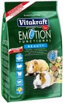 Фото 1 - Vitakraft Emotion Beauty -  корм для морских свинок, 600 гр