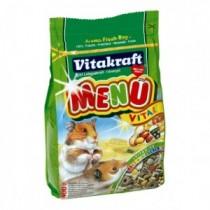 Фото 1 - Vitakraft Menu - корм для хомяка, 400 гр