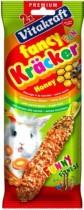Фото 1 - Vitakraft - крекер для кроликов, медовый (2 шт)