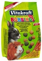 Фото 1 - Vitakraft BonBinos - лакомство c морковью для кроликов, 40 гр