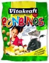 Фото 1 - Vitakraft BonBinos - лакомство c сыром для крыс