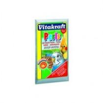 Фото 1 - Vitakraft PERLEN - витаминизированная смесь для попугаев и нимф с йодом