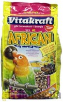 Фото 1 - Vitakraft African - корм для африканских неразлучников, 750 гр