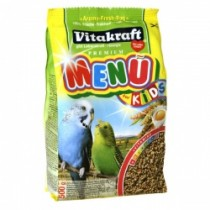 Фото 1 - Vitakraft Меню KIDS - корм для попугаев, 500 гр