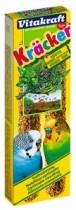 Фото 1 - Vitakraft - крекер для попугаев травяной