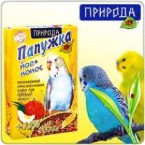 """Фото 1 - Природа """"Папужка - йод,кокос"""", 575 гр"""