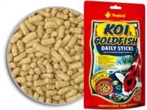 Фото 1 - Tropical Koi & Goldfish Daily Sticks,  5 л