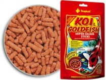 Фото 1 - Tropical Koi & Goldfish Super Colour Sticks, 21 л