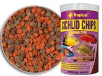 Фото 1 - Tropical Cichlid Chips,  250 мл