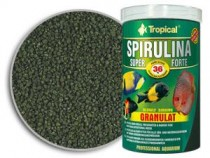 Фото 1 - Tropical Super Spirulina Forte Granulat, 550 гр (мешок)