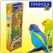 Фото 1 - Природа Колосок Ореховый для волнистых попугаев