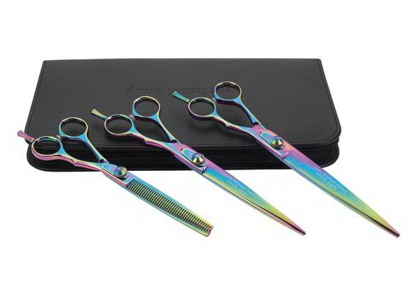 Ножницы для стрижки собак