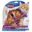 Trixie поводок+шлея My Kitty Darling 33-57 см, 13 мм