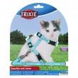 Trixie поводок+шлея для котят Kitty Cat  21-33 см, 8 мм