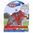 Trixie поводок+шлея 18-35 см, 10 мм