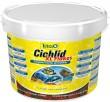 Корм для аквариумных рыб Tetra Cichlid Flakes XL 10 000 мл