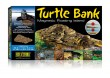 Exo Terra Остров для черепах плавающий, средний